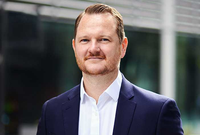 Rory MacSween, Director of Tax at SRM Recruitment