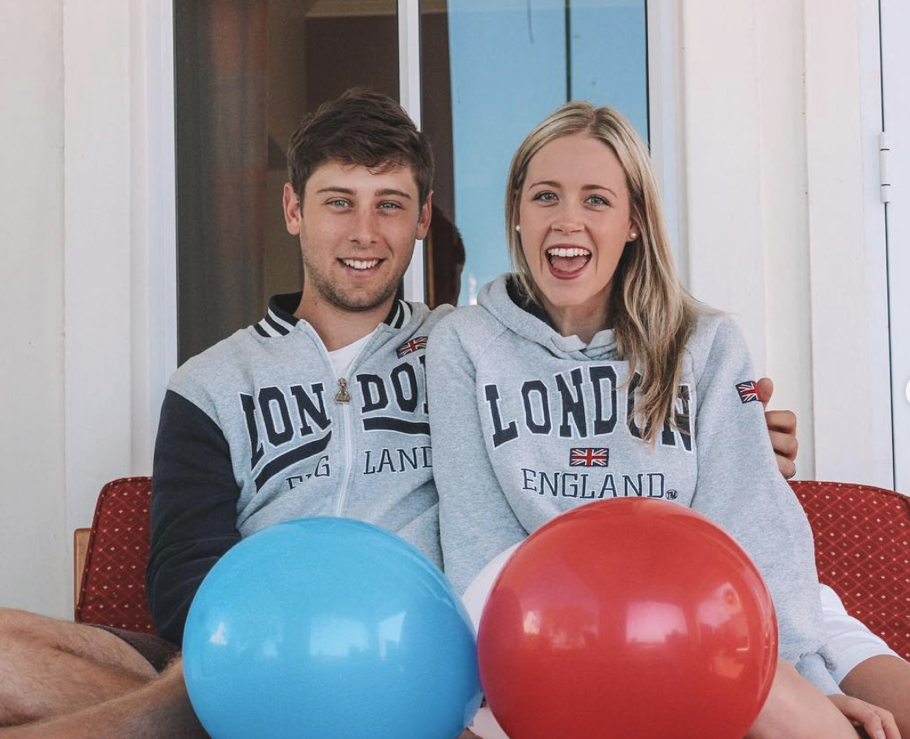 Emma and Ryan slanders move from South Africa to the uk