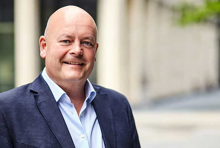 Andrew Setchell, CEO at SRM Recruitment